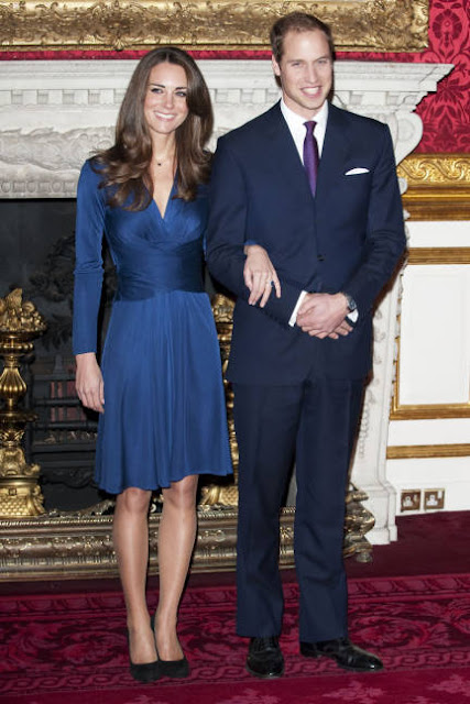 engagement to Prince William