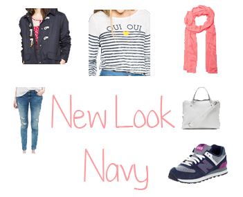 New look Spring Navy