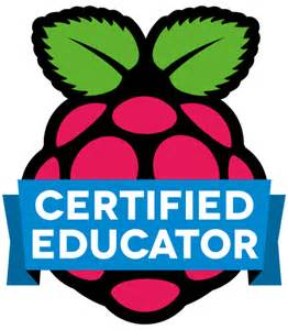 Rasberry Pi Certified Educator