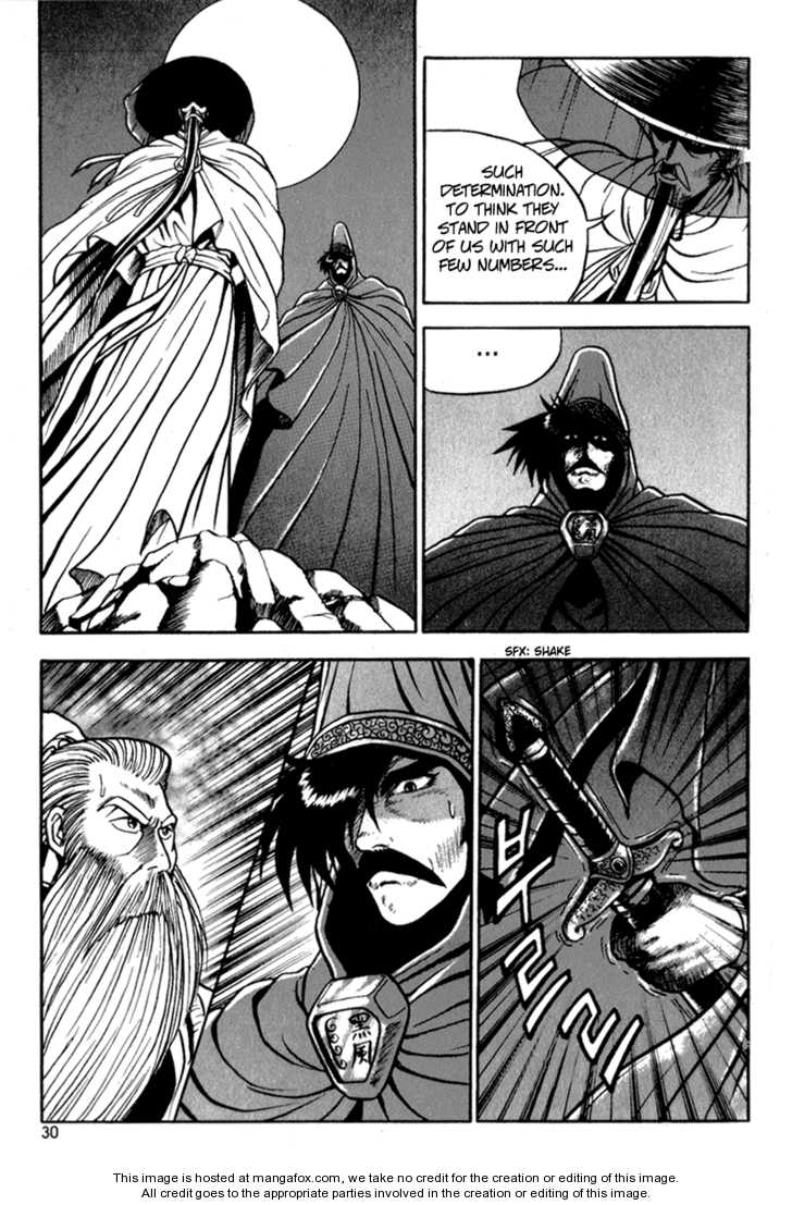The Ruler Of The Land 026 page 28