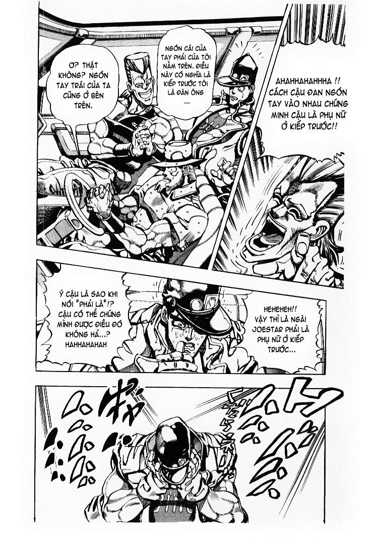 JoJo Bizarre Adventure trang 9