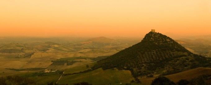 Sierra sur de Sevilla