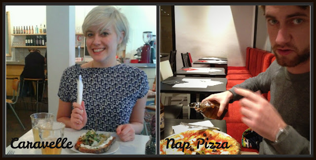 Caravelle, NAP Pizza