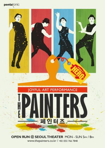 The Painters: Hero