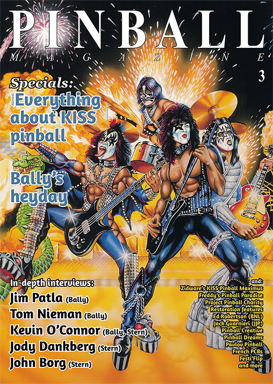 Brett weiss words of wonder october 2015 pinball magazine 3 is now available for order it is a massive 260 page behemoth loaded down with interesting articles and full color photos voltagebd Choice Image