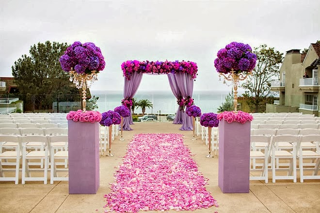 Best wedding ceremony decorations of 2013 belle the magazine for Wedding ceremony decoration ideas