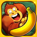 Banana Kong App iTunes App Icon Logo By FDG Entertainment - FreeApps.ws