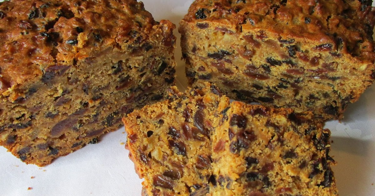 Recipe For Boiled Fruit Cake With Crushed Pineapple