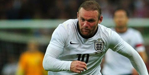 Rooney: Skuat Inggris 2014 Adalah yang Terbaik