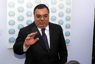 Sergio De Gregorio, unintentional target of a bribe paid by Silvio Berlusconi