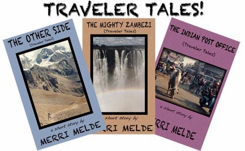 New: eShort Stories - Traveler Tales!