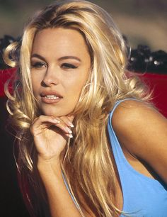 Young Pamela Anderson Pictures For June 29, 2015