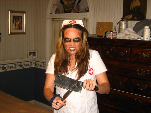 Nasty Nurse