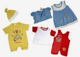 Usaha Pakaian Anak-anak