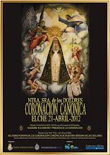 CARTEL CORONACIÓN CANÓNICA