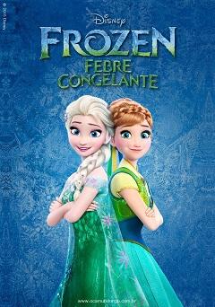 Filme Frozen - Febre Congelante 2015 Torrent