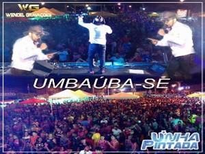 ao vivo em Umbaúba - SE