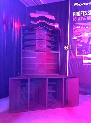 Pioneer Professional Stack At NAMM 2014 image