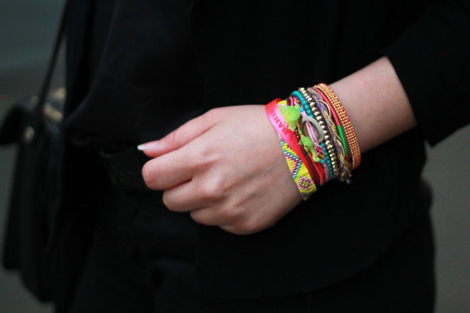 bracelets hipanema paradize