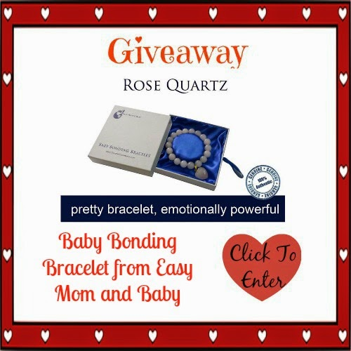 Ends 2/13/15 - Win a Baby Bonding Bracelet by Easy Mom and Baby