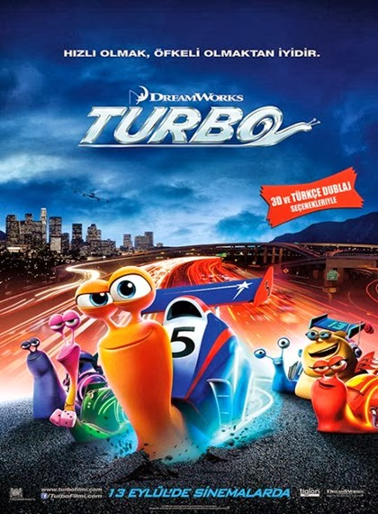 Turbo 2013 HDRip XviD Film İndir