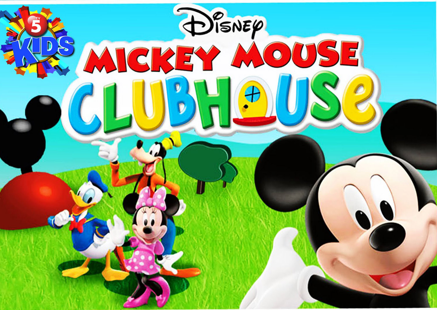 Disney Mickey Mouse ClubHouse and Friends