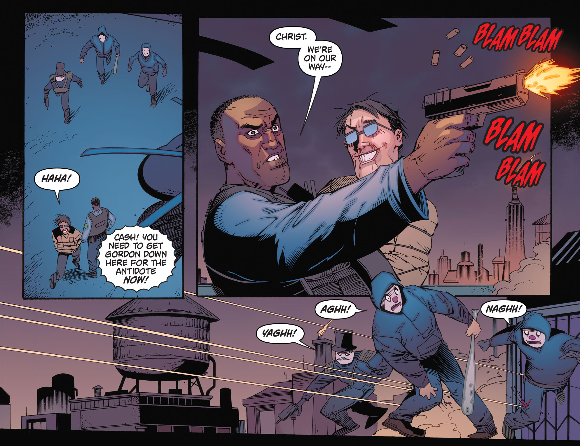 Batman: Arkham Knight [I] Issue #6 #8 - English 13