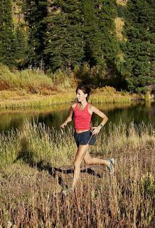 healthy runing
