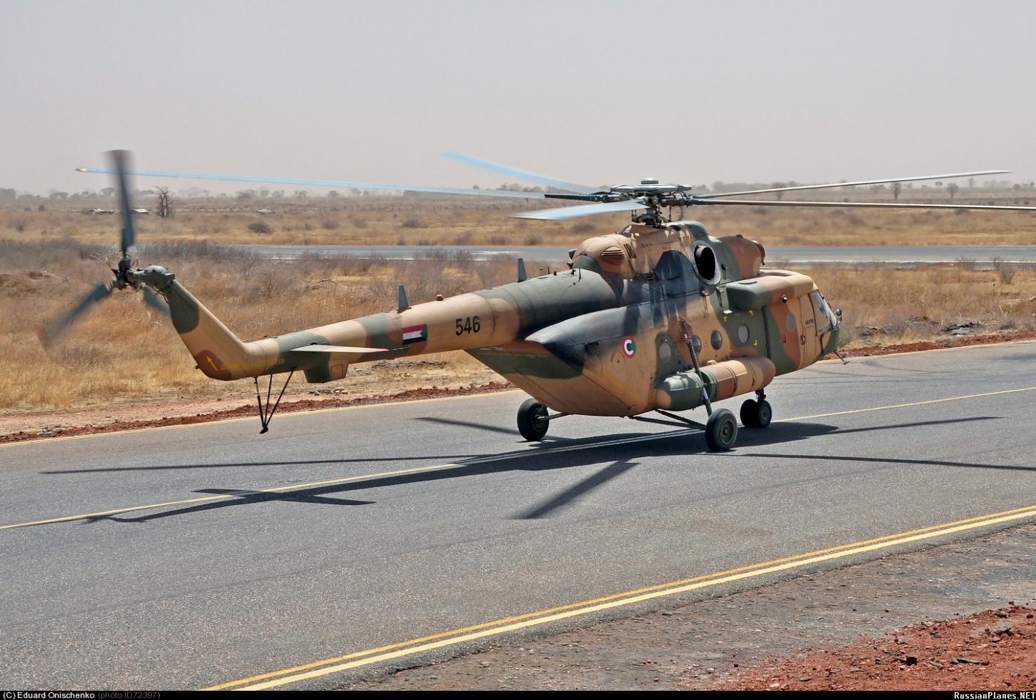 # فك رموز الطائرات الحربية # - صفحة 2 Mil+Mi-8AMTSh+%28Mi-171SH%29