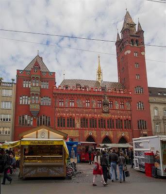 Ayuntamiento de Basilea