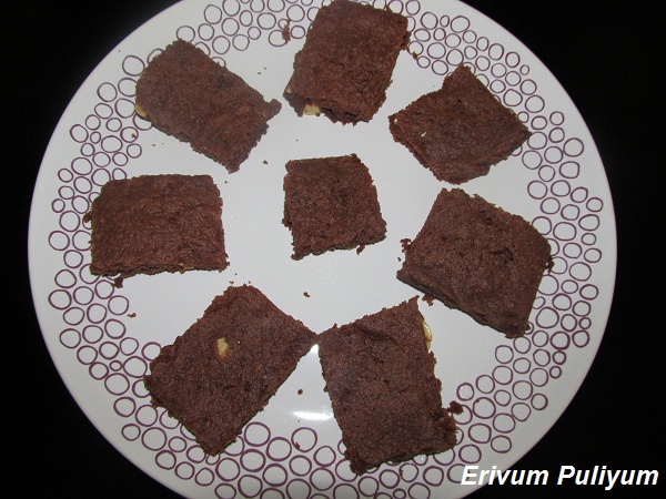 Easy Eggless Chocolate Cookies (Microwavable 3 mins cooking) & Awards!!