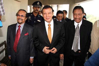 Trio Datuk T didenda rm5,500