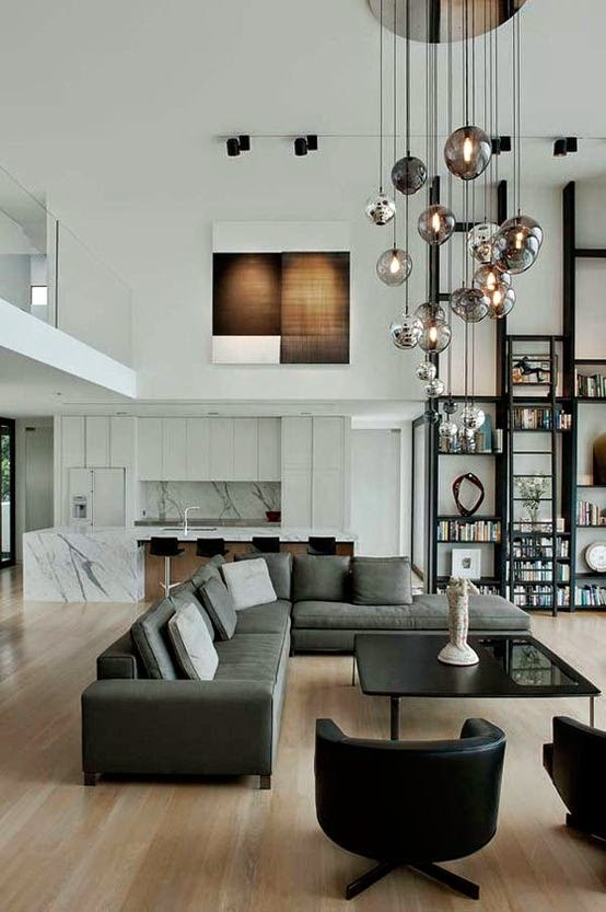 salas modernas para inspirarse