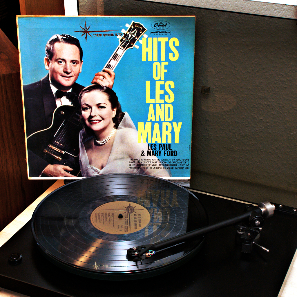 vinyl philosophy vinyl feature les paul and mary. Cars Review. Best American Auto & Cars Review