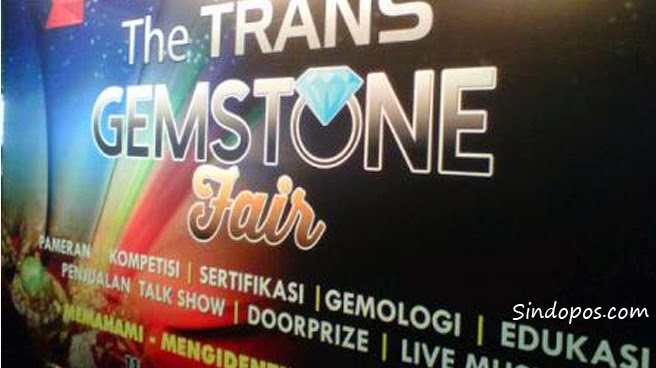 Trans TV Gemstone Fair