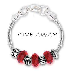Giveaway Win bracelet