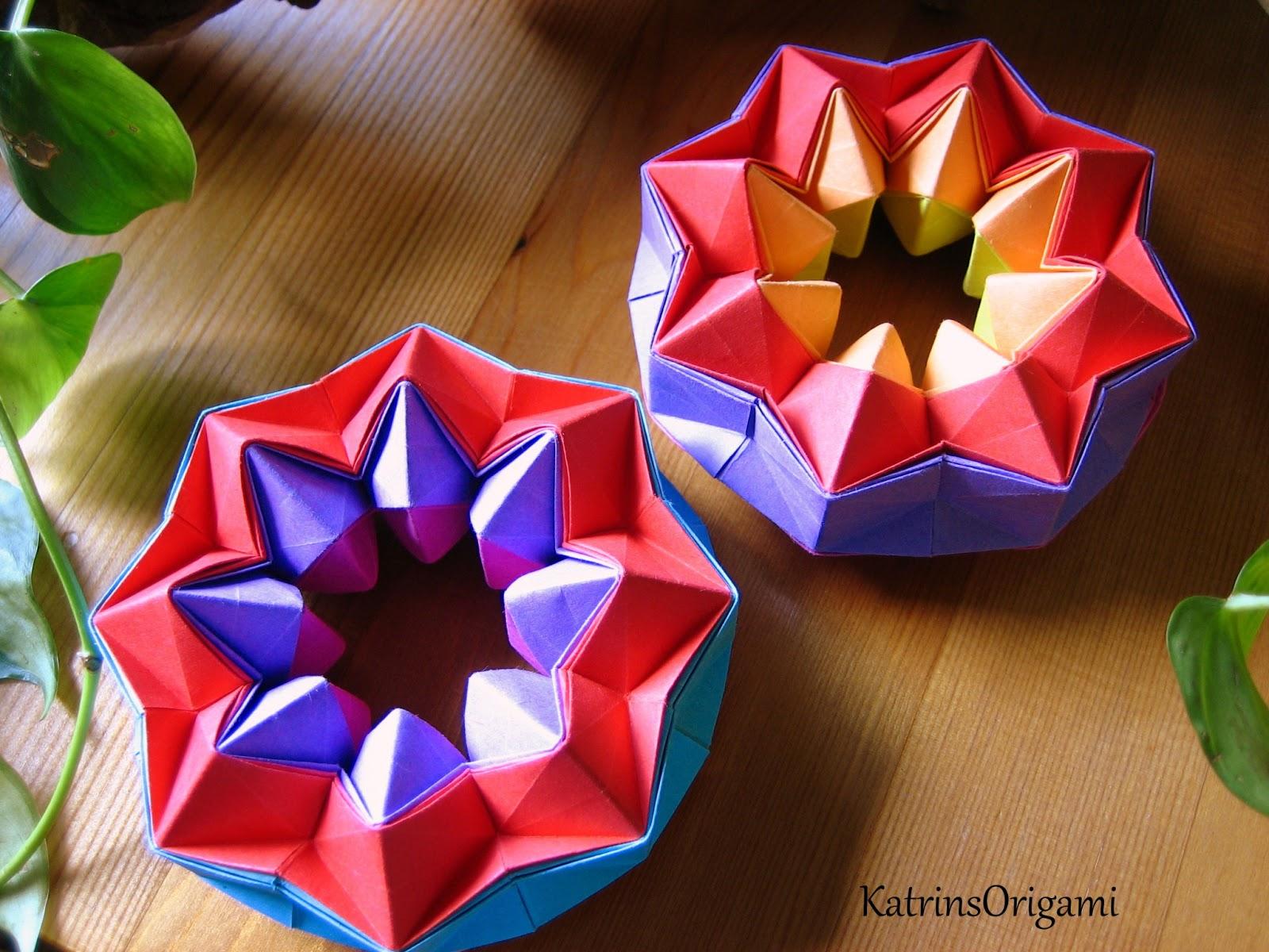 origami die kunst des papierfaltens origami magic star. Black Bedroom Furniture Sets. Home Design Ideas