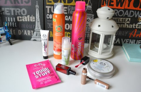 Beauty Haul | The Body Shop, Rimmel, Revlon etc.
