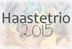Haastetrio 2015: