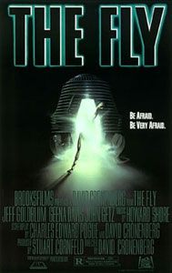 Poster de La mosca