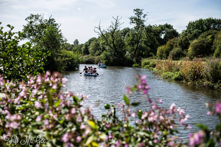 Photos from our trip to Barcombe Mills, Rowing in Sussex