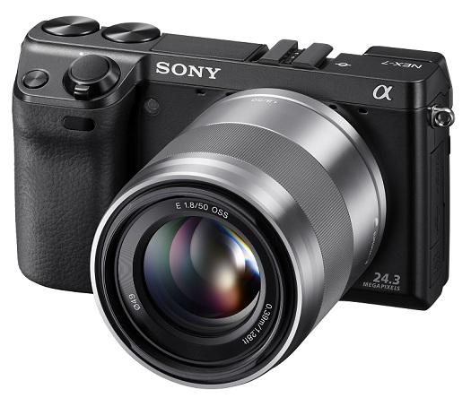 sony nex-7 50mm oss lens