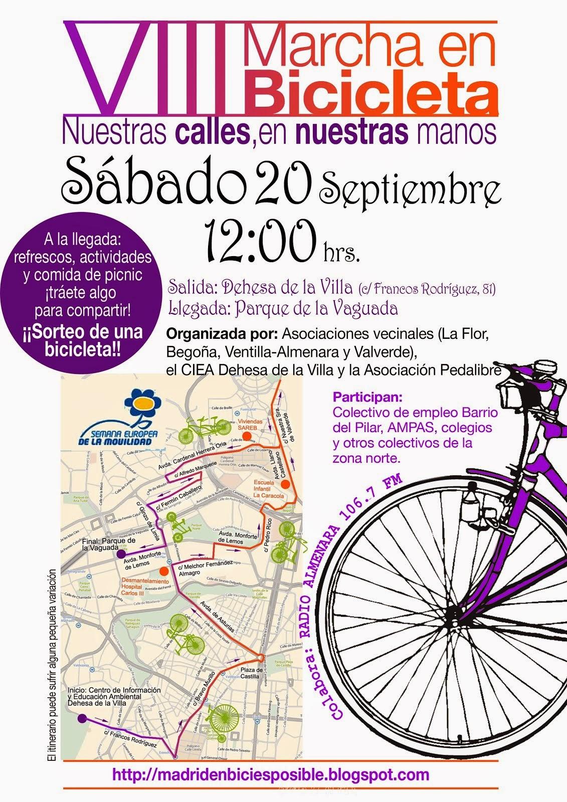 Marcha Ciclista Reivindicativa