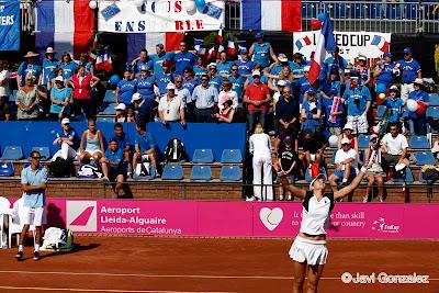 deportes, sports, tenis, FedCup, Lleida,