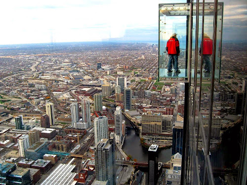 Mirante The Ledge - Chicago – EUA
