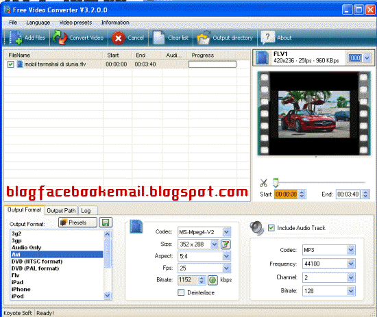 download free video converter gratis