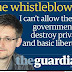 The Whistleblower Edward Snowden