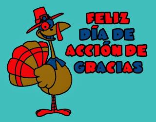 Feliz Dia de Accion de Gracias, parte 2