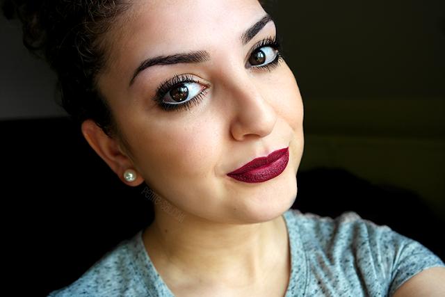 full face diva mac lipstick