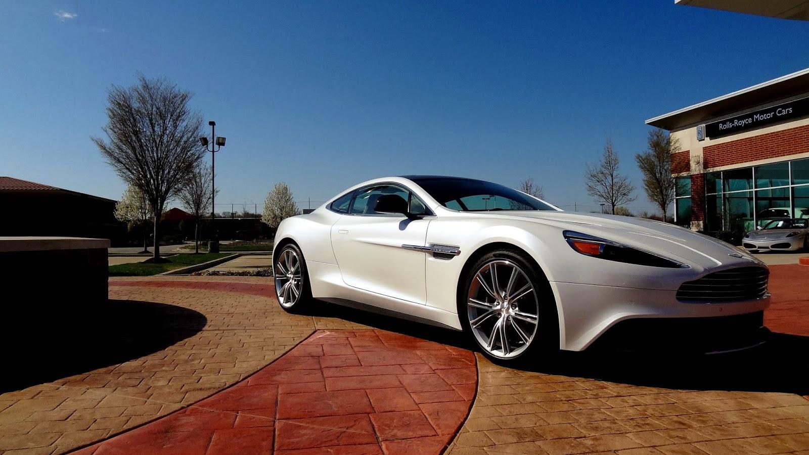 Aston martin 2014